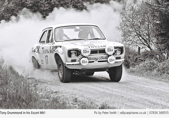 Ford Escort Mk1 Rally